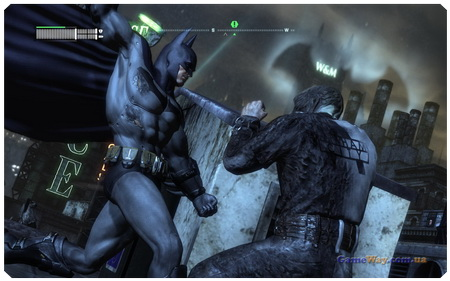 Ваш запрос найден Batman arkham city ключ к игре - доступен на лучшем