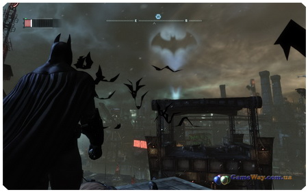 Купить лицензионный ключ к игре Batman Arkham City.