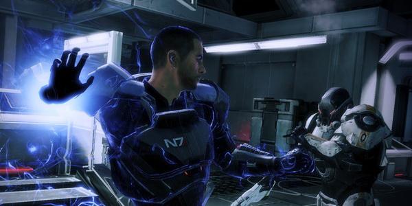 Обзор демо-версии Mass Effect 3