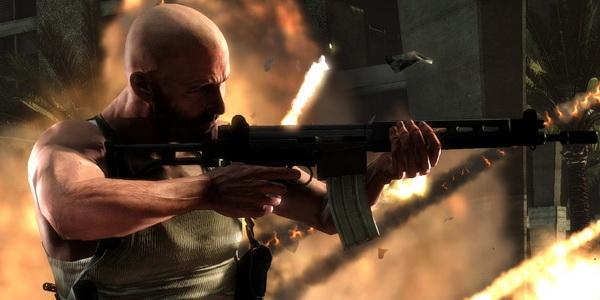 Max Payne 3 арт