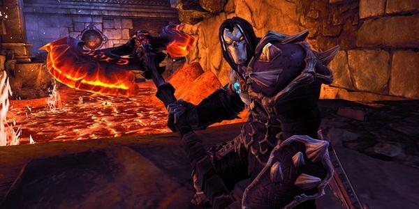 Darksiders 2 арт из игры