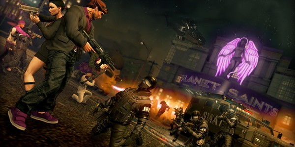 Saints Row TheThird