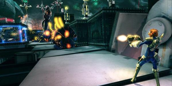 Sanctum - скриншот из первой части