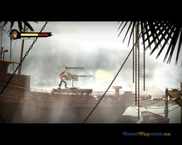 обзор игры Shank 2