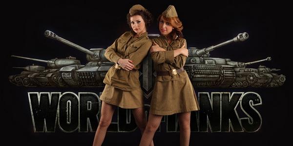 World of Tanks официальный арт