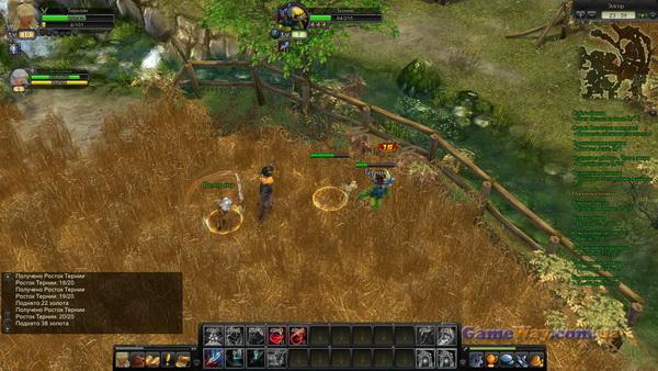 Royal Quest обзор бета-версии игры