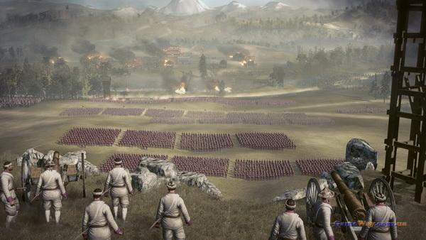 Shogun 2 Fall of the Samurai предварительный обзор
