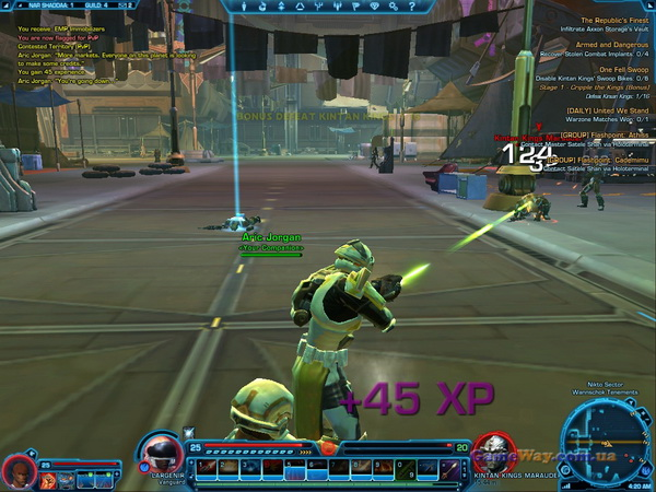 Star Wars: The Old Republic скриншоты