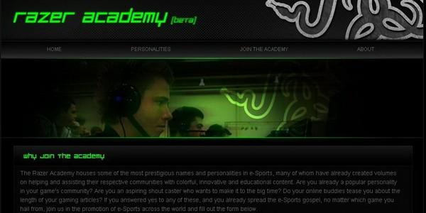 razer academy