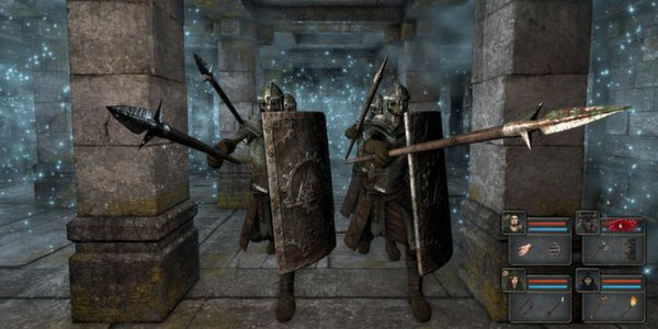 Legend of Grimrock арт