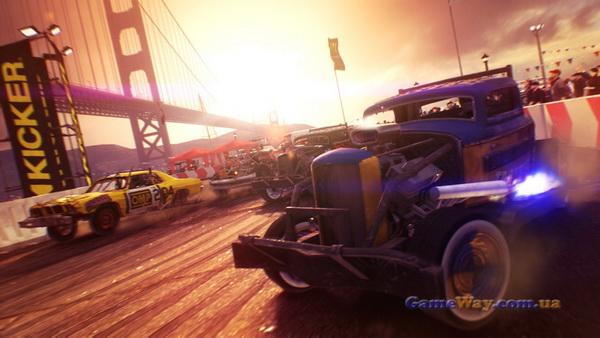 Dirt: Showdown - Превью, первый взгляд на игру изнутри