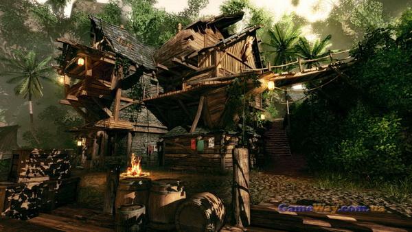 """""""Risen 2: Темные воды"""" - Превью, первый взгляд на игру изнутри от GameWay"""