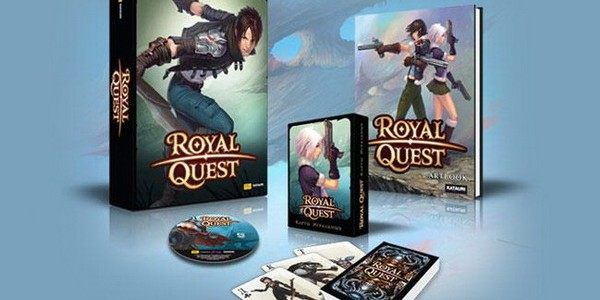 royal quest collection