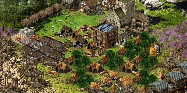 Stronghold Kingdoms - Рецензия (Обзор)