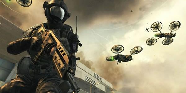 Black Ops 2 арт игры