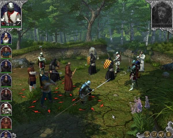 Legends of Eisenwald скриншоты геймплея