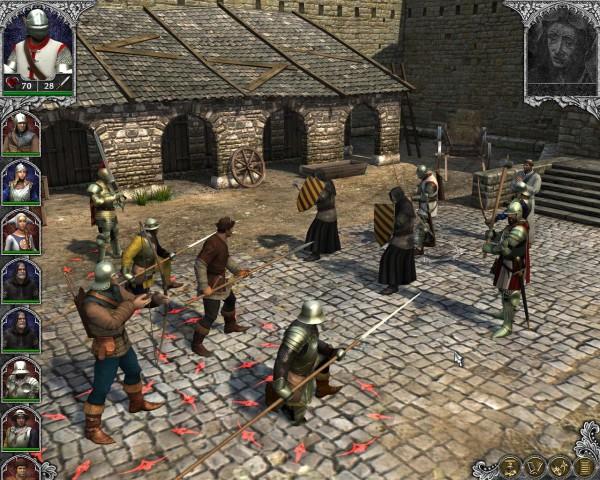 Legends of Eisenwald скриншот геймплея