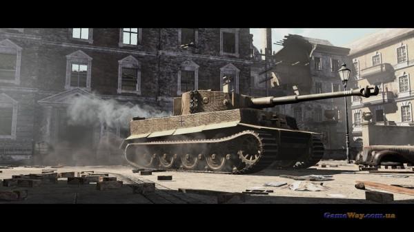 Sniper Elite v2 - Превью, первый взгляд на игру