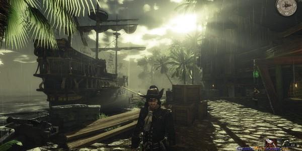 Risen 2 cкриншоты геймплея