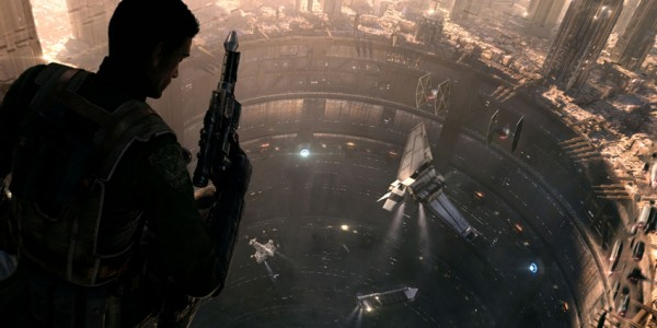 Звездные Войны 1313