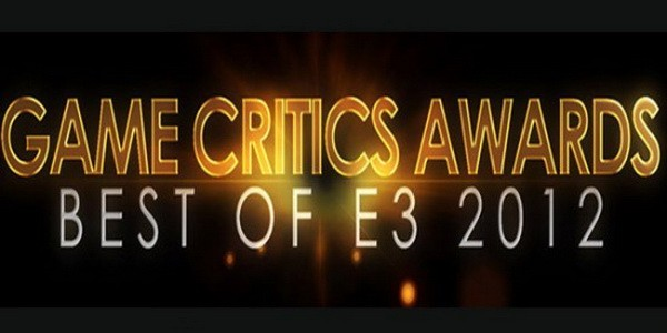 game-critic-awards e3 2012
