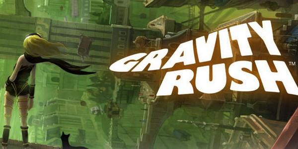 gravity rush Игра для ПС Вита