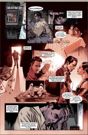 Макс Пейн 3 комикс