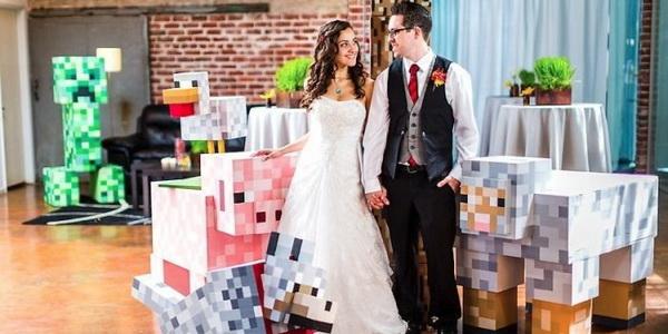 minecraft_wedding
