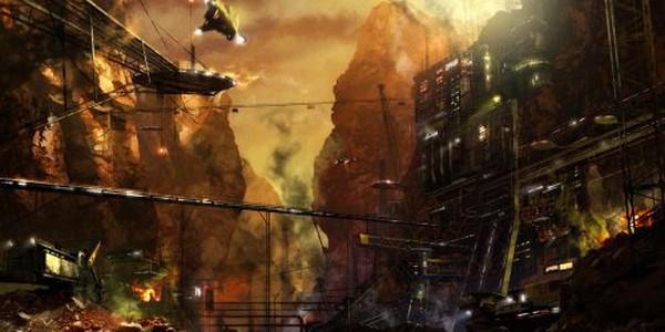 UnionStudio - еще один осколок GSC GAME WORLD, первый арт игры