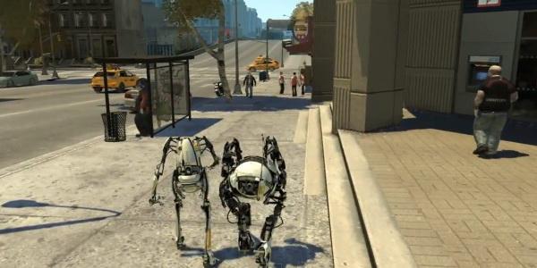GTA 4 Portal 2
