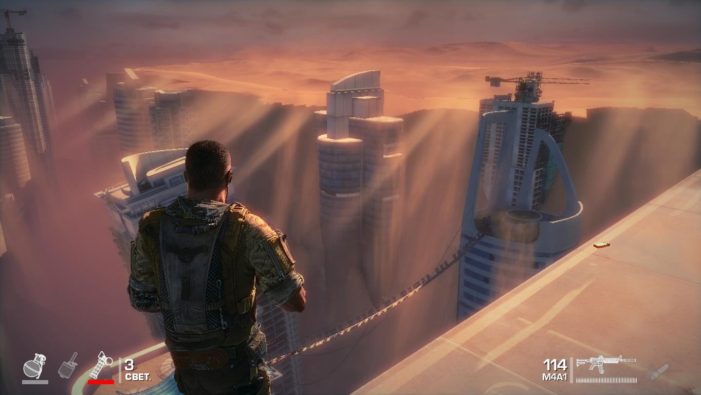 Spec OpsThe Line cкриншоты, отзыв на игру