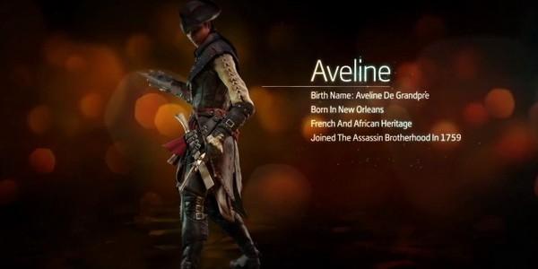 Эйвелин, героиня AC 3 Liberation для ПС Вита