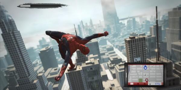 The Amazing Spider-Man скриншоты геймплея