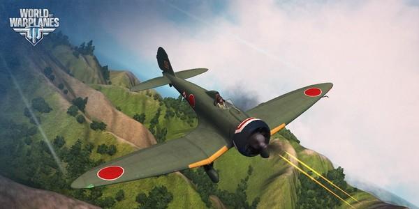 Японская ветка самолетов World of Warplanes
