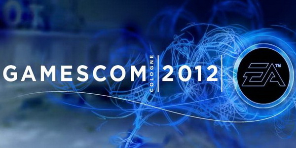 Electronic arts на gamescom 2012