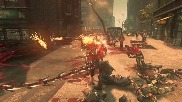 Скриншоты, отзыв на игру prototype 2