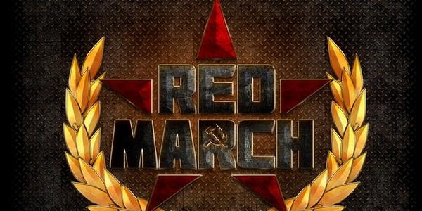 "православный ""ред-алерт"" - Red March"