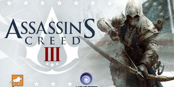 Официальный арт из игры Assassins-Creed-3 от Акеллы