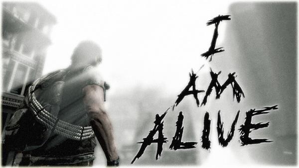 I Am Alive арт