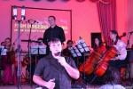 Диктор концерта Алексей Мельник
