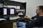 Глава арт-отдела студии Мирослав Бараненко, читает GameWay