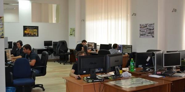 офис wargaming в Киеве