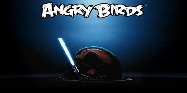 Angry Birds Star Wars официальный арт