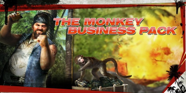 FarC3 Monkey Business Pack art