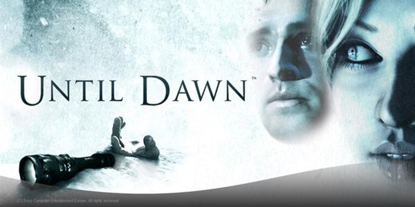 Until Dawn хоррор экшн для PS3