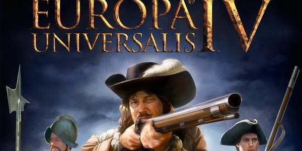 Europa Universalis IV официальный арт, обложка игры