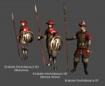 Europa Universalis 4 скриншоты юнитов