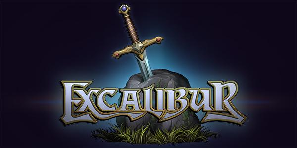 логотип киевской студии excalibur games для iOS
