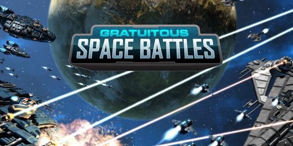 gratuitous space battles отзыв, впечатление от игры