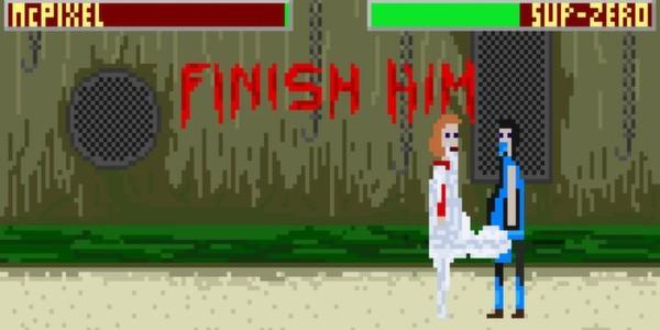 Скриншот игры mcpixel